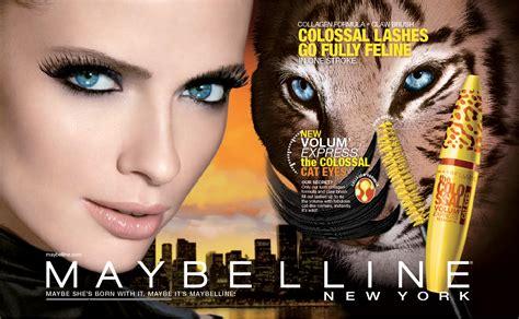 Maskara Maybelline Cat Eye image gallery mascara advert 2015