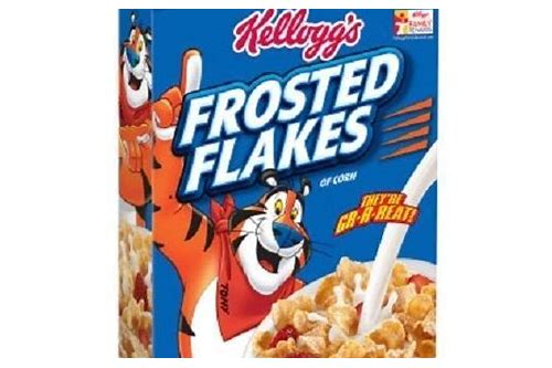 kellogg's frosted flakes cereal coupons