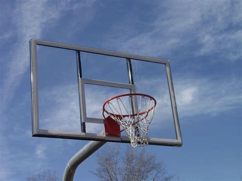 basketball hoop backboard durable replacement basketball backboard lifetime