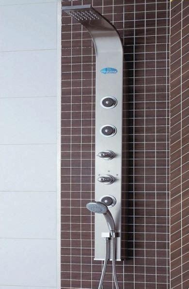 montaggio colonna doccia colonna doccia idromassaggio quot 3031 quot
