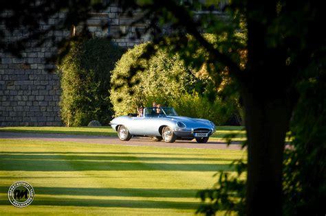 Royal Wedding Concept by Al Royal Wedding Spunta Una Jaguar E Type Zero Concept