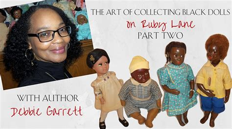 black doll artists the of collecting black dolls part two ruby