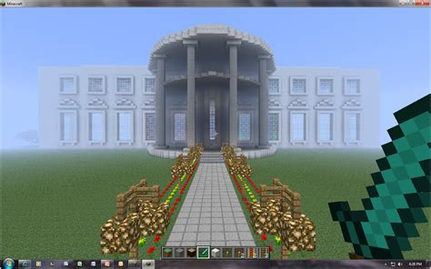 White House Pics   SuperCity Minecraft