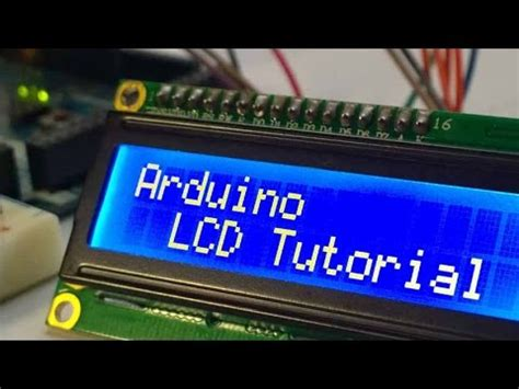 arduino tutorial on youtube download youtube to mp3 arduino arduino lcd tutorial