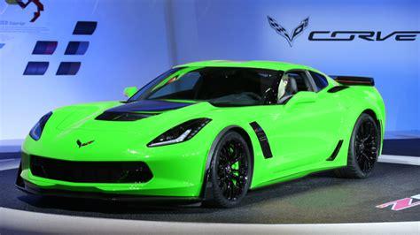 new green cars 2015 2015 corvette c7 zo6 colored cars