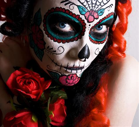 for day of the dead day of the dead makeup