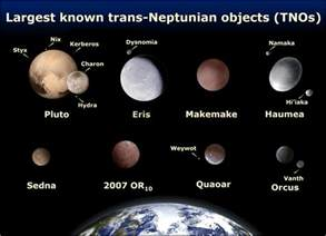 how many light years is pluto from earth the planet sedna universe today