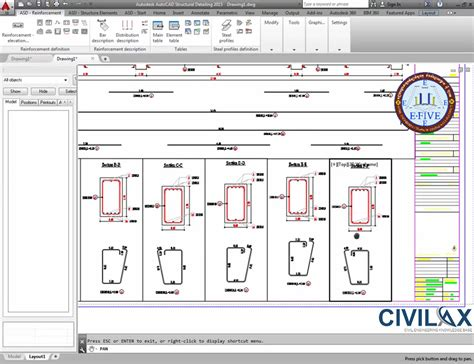 plot plan drawing software how to plot plan in autocad structural detailing civil
