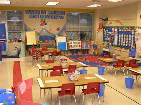 Primary Classroom Decoration Ideas by School Tour