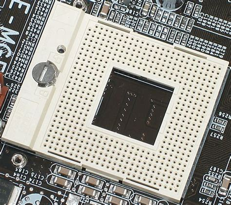Sockel 479 Cpu by The Pentium M On The Desktop Dfi S 855gme Mgf The Tech Report Page 3
