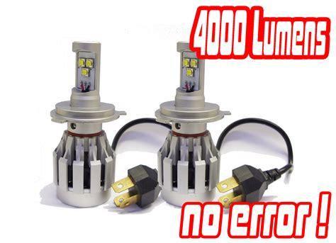 nissan navara headlight bulb h4 cree led headlight bulbs conversion kit hid for nissan