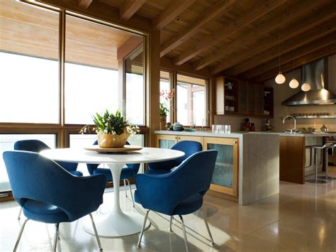 Modern Dining Room With Kitchen Kitchen And Dining Room Best Solution For Achieving Space