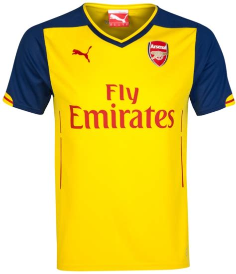 official  arsenal puma kits  afc home   jersey  football kit news