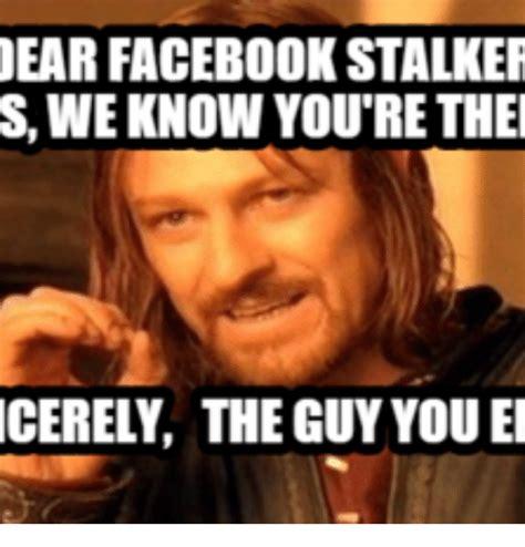 Stalking Memes - facebook stalker memes www pixshark com images