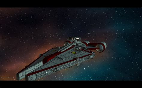 republic light cruiser image just another clone wars mod