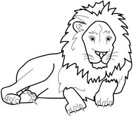 zoo animal coloring pages zoo coloring pages for animal brown hairs