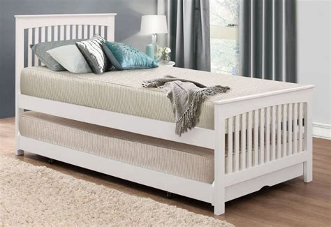 comfortable hideaway beds birlea furniture toronto guest bed white finish