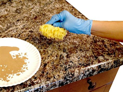 paint kitchen countertop how to paint laminate kitchen countertops diy