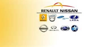 Renault Nissan Logo Alliance Renault Nissan