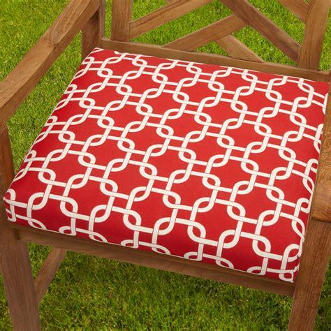 20 Inch Patio Chair Cushions Mozaic Blair Indoor Outdoor Chair Cushion 20