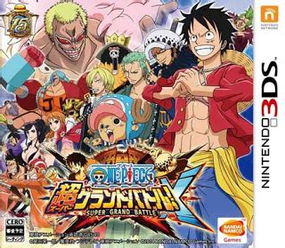 one piece super grand battle x 3ds rom – ppsspp ps2 apk