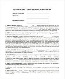 Car Rental Agreement California Rental Agreement Form In Word