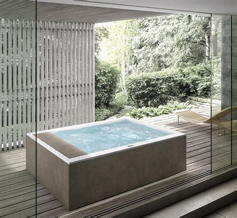 vasche idromassaggio esterno vasca idromassaggio per esterni idfdesign
