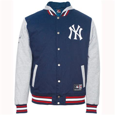 Sweater Arsenal 012 Eceb majestic mlb new york yankees ashmead mix fabric jacket