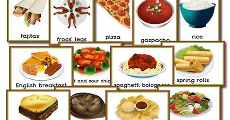 foods from around the world browse food lists list challenges