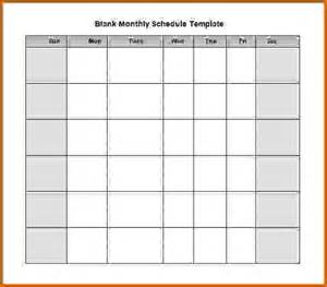 monthly employee schedule template monthly work schedule template printable calendar