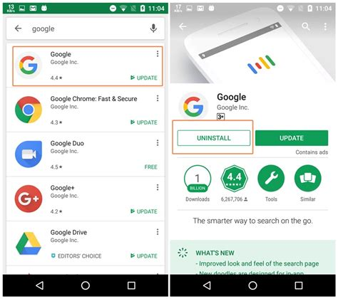 uninstall app android ok is not working for you here s how to fix it right now