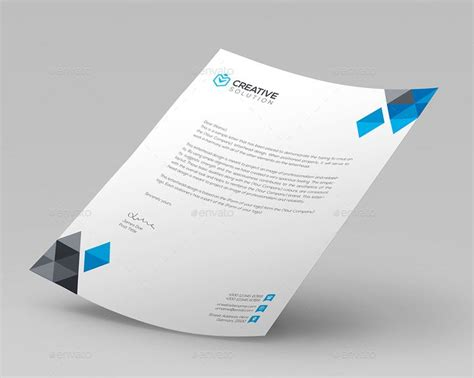 25 Best Images About Letterhead Templates For All Types Of Business On Pinterest Creative Cloud Business Template