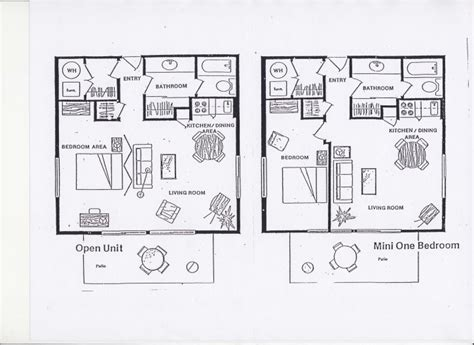 Floor Plans For Units | unit floor plan