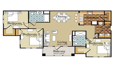 modern 3 bedroom house floor plans affordable house plans 3 bedroom modern 3 bedroom house