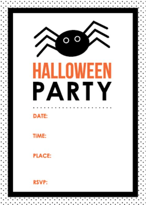 printable halloween party invitations print free printable halloween party invitations theruntime com