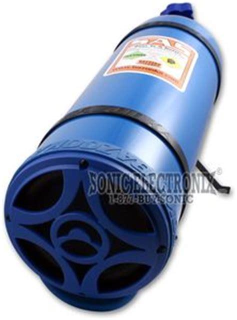 Speaker Nitrous bazooka nos8 blue nitrous oxide nos inspired 8 quot bass