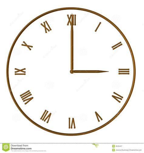 o clock three o 180 clock royalty free stock photography image 4045447