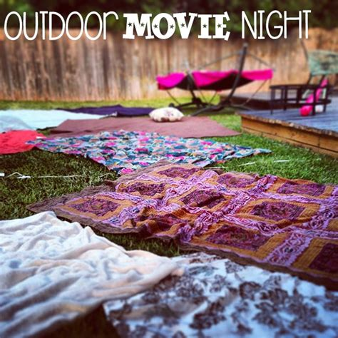 best movies for backyard movie night 17 best images about outdoor movie party on pinterest