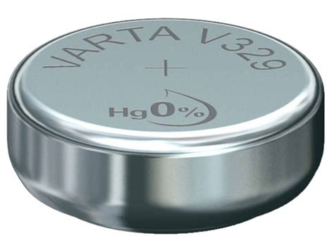 Dijamin Button Cell 329 Sr731sw varta 329 electronic silver oxide button cell battery in