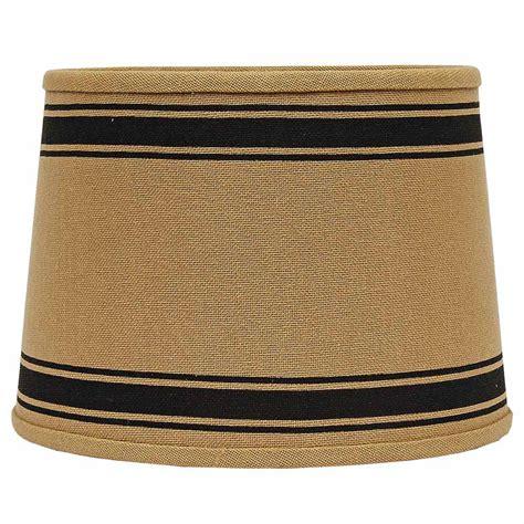 10 inch clip on l shade 10 inch trace black stripe l shade by raghu