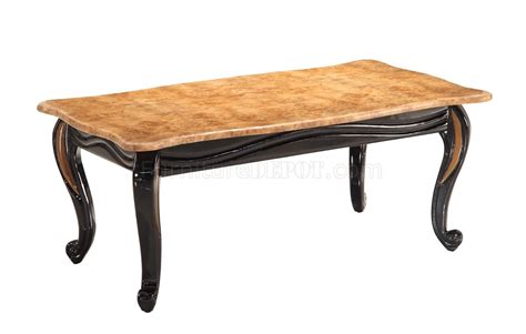Faux Marble Coffee Table 83c Coffee Table W Honey Faux Marble Top By American Eagle