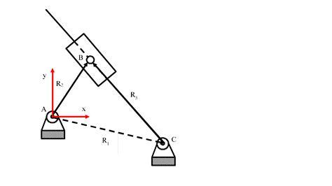 Velocity R3 0 solved a for the inverted slider crank mechanism type i chegg