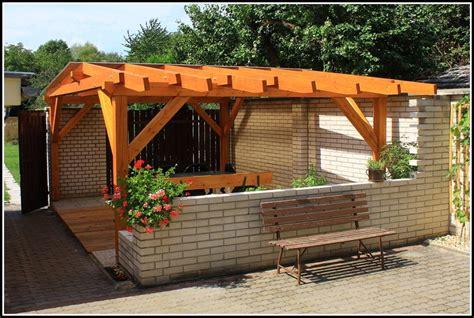 terrasse bauen kosten terrassen 252 berdachung selber bauen kosten terrasse