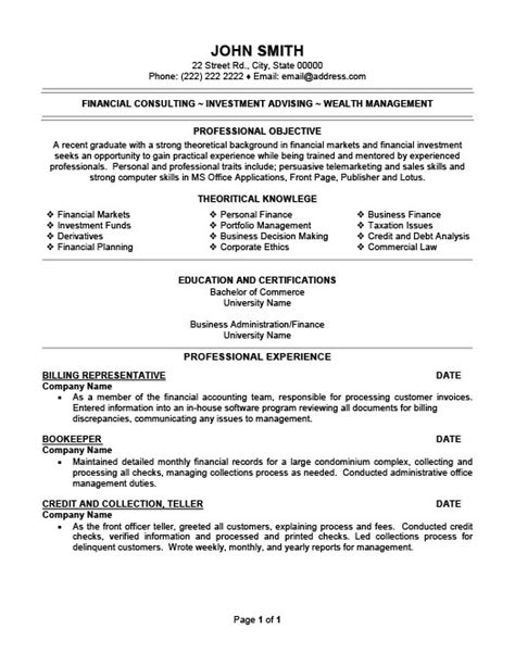 Billing Representative Sle Resume billing representative resume template premium resume sles exle