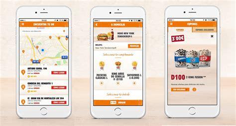 king app la app de burger king se renueva con pedidos a domicilio