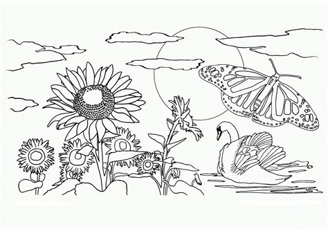 placemat coloring page child coloring