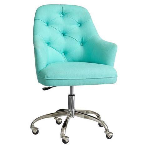 desk armchair tufted desk chair
