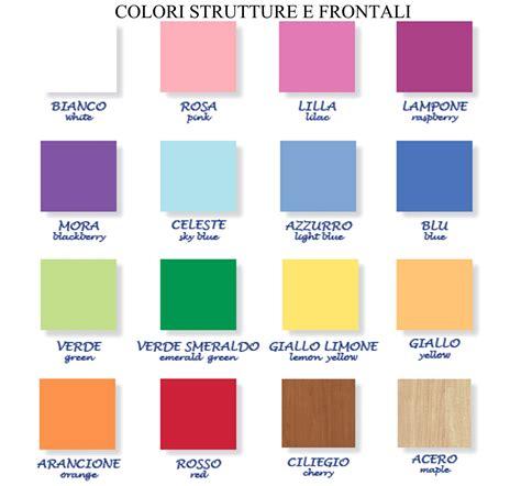 colori moda per pareti interne tabella colori per pareti interne
