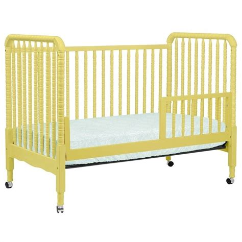 Crib With Mattress Included by Davinci Lind 3 In 1 Convertible Crib In