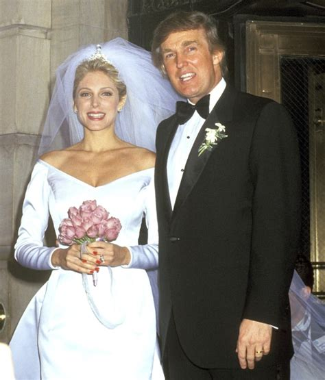 Richie Barnes Marla Maples Donald Trump S Former Flames Us Weekly
